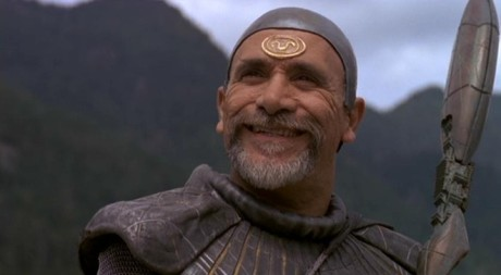FOTO: Tony Amendola v seriálu Stargate