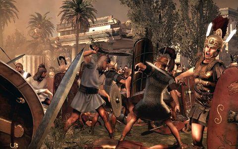OBR.: Total War: Rome II