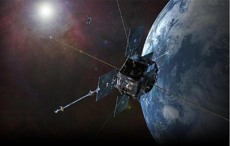 FOTO: Družice mise Van Allen