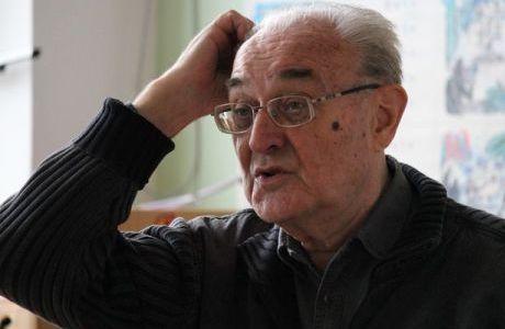 Vlastislav Toman na PragoFFestu 2013. Foto: Martin Peška, FANZINE.cz