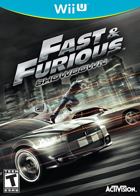 FOTO: Fast and Furious Showdown obal