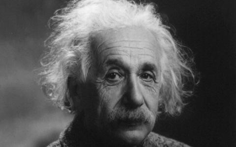 FOTO: Albert Einstein