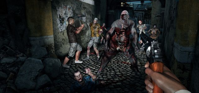 Zombie se od těch z prvního Dead Islandu příliš výrazně neliší.