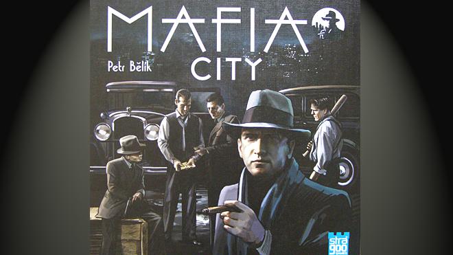 Stylový obal hry Mafia city, Foto: Petra Vlková, Fanzine.cz