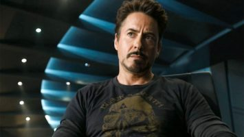 FOTO: Robert Downey Jr. Iron Man 3