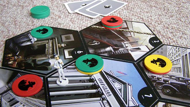 Rozehraná hra Mafia city