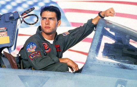 FOTO: Tom Cruise Top Gun