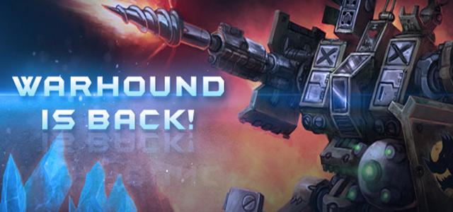Warhound je zpátky! Zdroj: reprofoto battle.net
