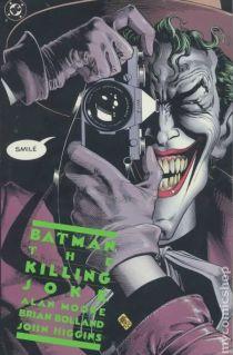 Brain Bolland: Batman Killer Joke