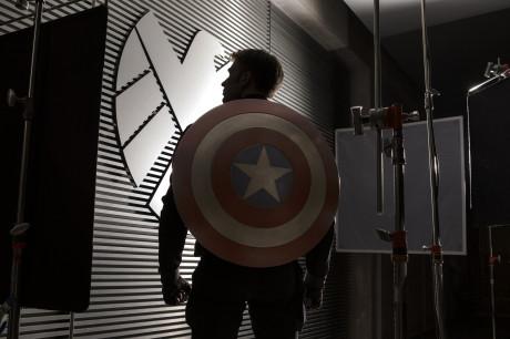 Chris Evans opět jako Captain America. Zdroj: Marvel