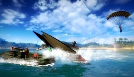 OBR.: Just Cause 2