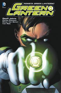 obalka Neil Adams:Pomsta Zelenych Lanternu