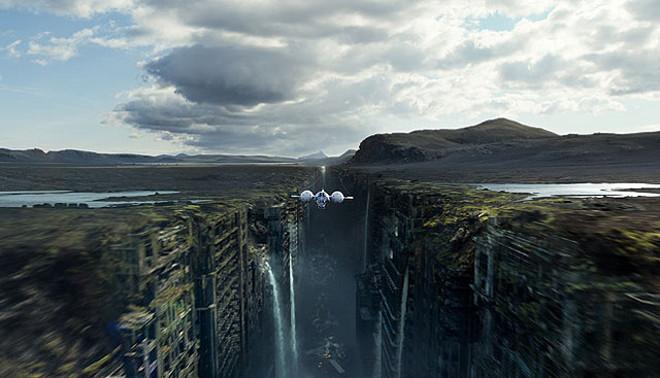 FOTO: Nevědomí - planeta Země