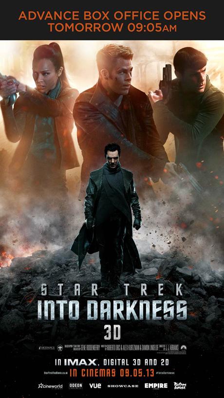 Poraří se trojici v hlavě plakátu porazit svého protivníka? Zdroj: Paramount Pictures