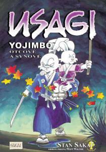 obalka Usagi Yojimbo: Stan Sakai