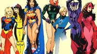 ženy v komiksu