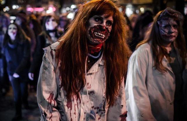 FOTO: Zombie Walk 2013 Brno