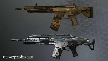 FOTO: Crysis 3 DLC uvod