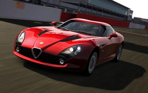 FOTO: Gran Turismo 6 priorita