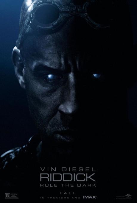 Riddick-plakát