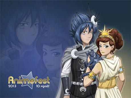 FOTO: Animefest 2013 plakát
