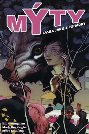 obalka James Jean: Myty #3