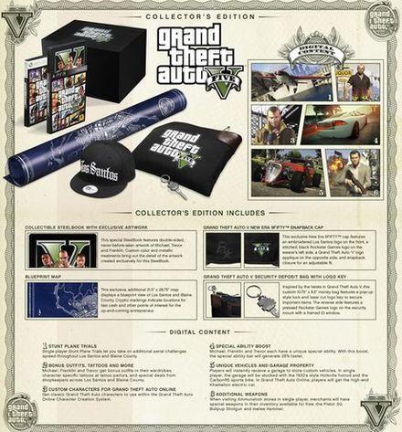 OBR.: Collectors Edition GTA V