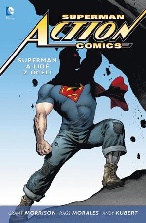 obalka Guy Major: superman a lide z oceli