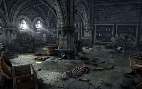 Hellraid jistě nabídne dost dungeonů k prozkoumání. Zdroj: Oficiální stránky hry