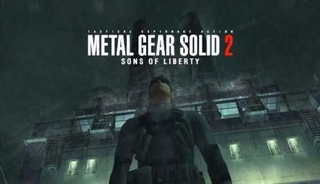Úvodní scéna z Metal Gear Solid 2: Sons of Liberty. Zdroj: youtube.com