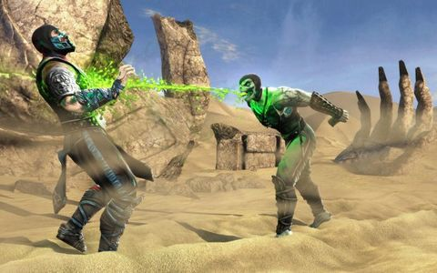 OBR.: Mortal Kombat