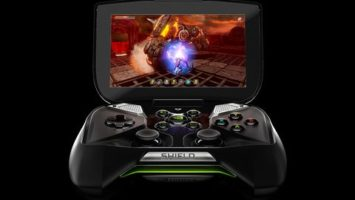 OBR.: Nvidia Shield