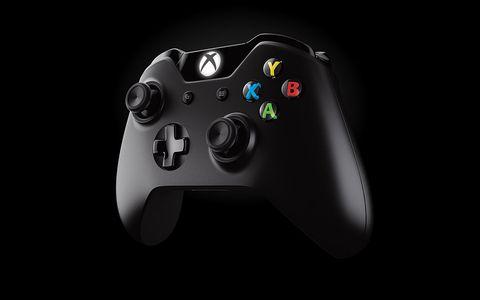 OBR.: Ovladač Xbox One