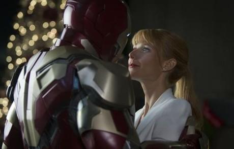 FOTO: Robert Downey Jr. a Gwyneth Paltrow ve filmu Iron Man 3