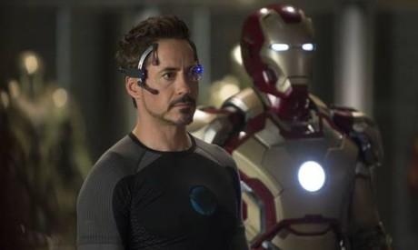 FOTO: Robert Downey Jr. ve filmu Iron Man 3