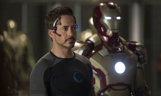 FOTO: Robert Downey Jr. ve filmu Iron Man 3