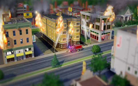 OBR.: Sim City