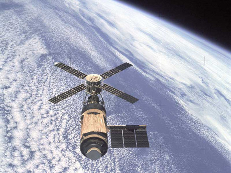 FOTO: Skylab