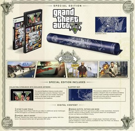 OBR.: Special Edition GTA V