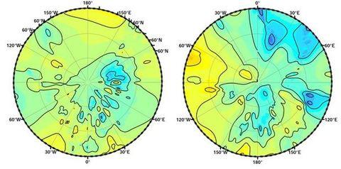 OBR.: Topografie Titanu