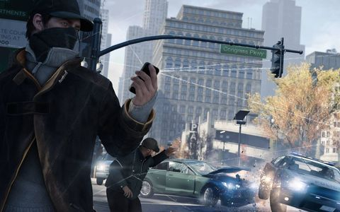 OBR.: Watch Dogs
