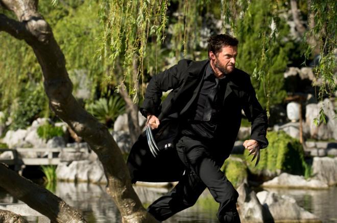 FOTO: Hugh Jackman Wolverine 2