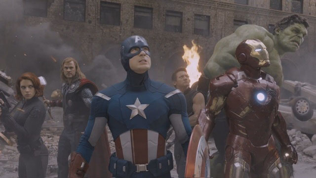 Tvorba Avengers