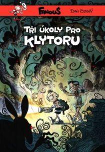 obalka Dan Cerny: Fanous - Tri ukoly pro Klytoru