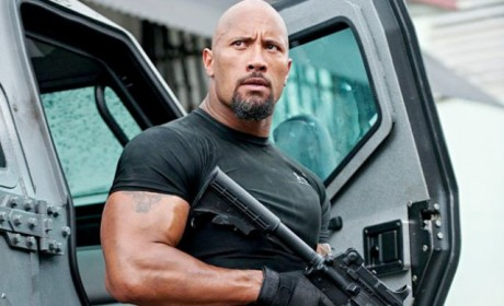 Dwayne Johnson jako Terminátor