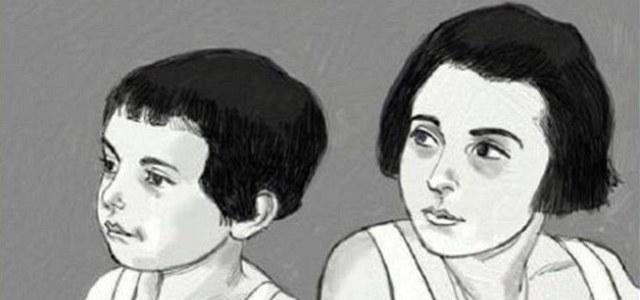 uvodni Ernie Colon: Anne Frankova - Komiksovy zivotopis
