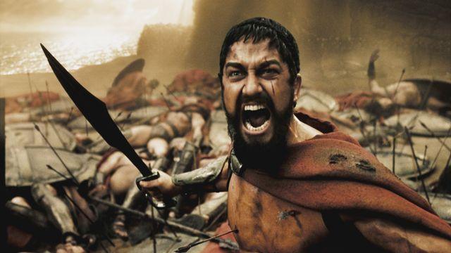 FOTO: Gerard Butler ve filmu 300: Bitva u Thermopyl