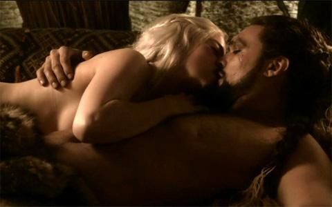 Erotické scény ve Hře o trůny