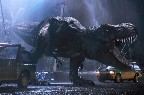 Jurský park T-rex