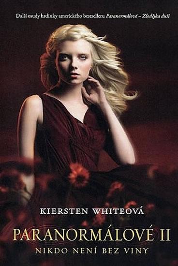 obálka Kiersten Whiteová: Paranormálové II